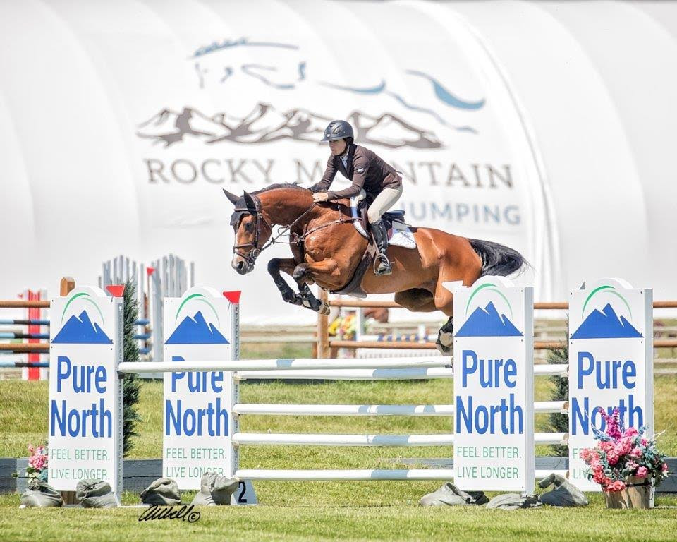 Katherine and Mickey - Eperon Equestrian