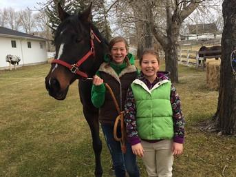Girls at Canadiana - Eperon Equestrian