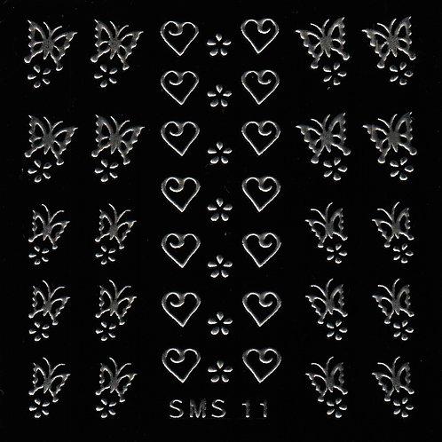 Calcomanía SMS11