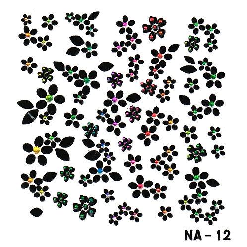 Calcomanía NA-12