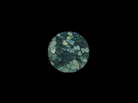 Corazones verdes CO6