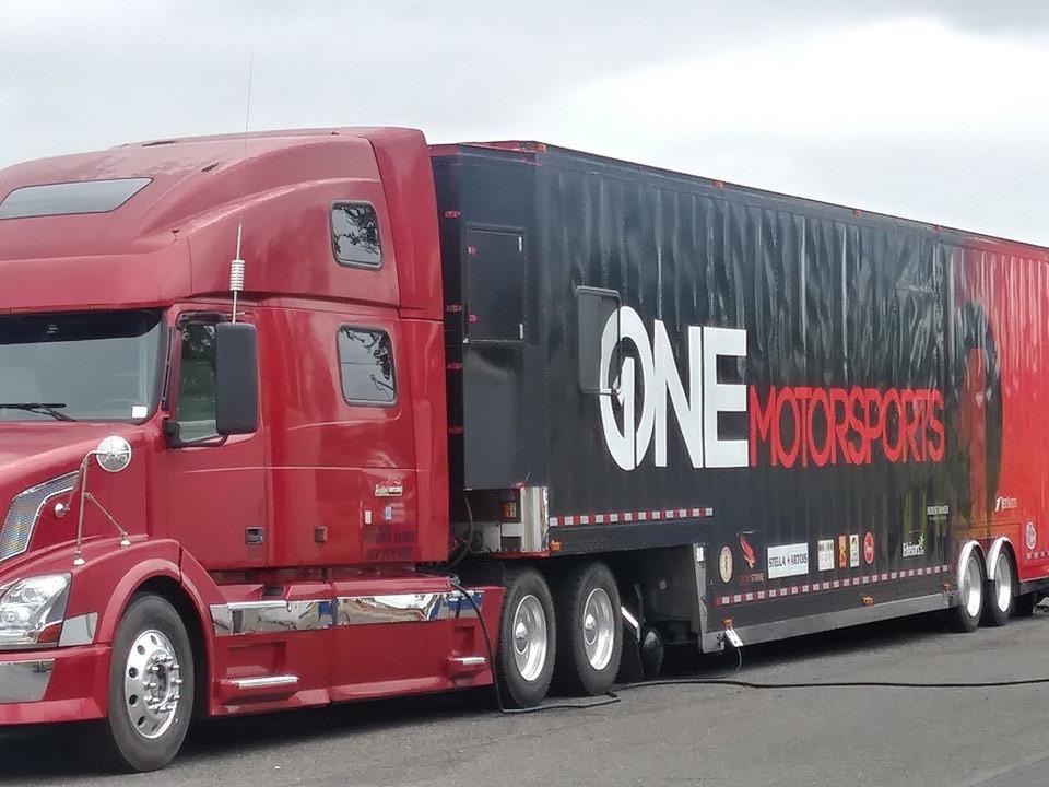 Portland Auto Racing Catering Truck