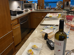 In the Galley