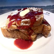 French Toast Raspberry