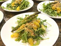 Arugula Beets Cashews Salad