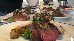 Flank Steak Chimichuurri