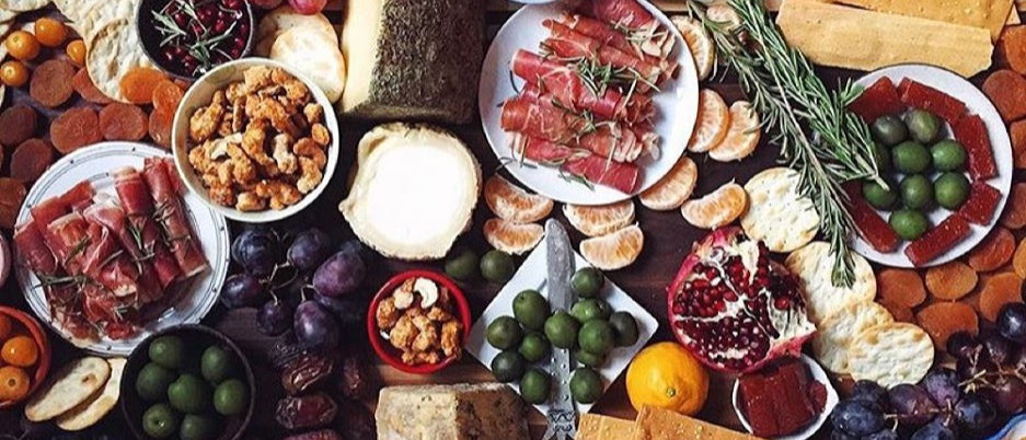 Charcuterie Boards for 14