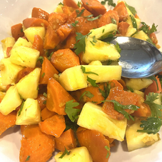 Carrots Pineapple Ginger