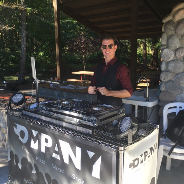 DJ Devin Camp Angelo