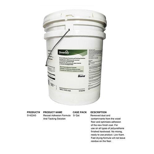 Recoat Adhesion Formula And Tacking Solution