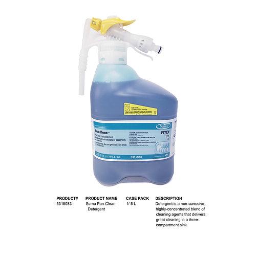 Suma Pan-Clean Detergent