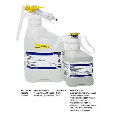 Hydrox General Purpose With Hydrogen Peroxide (1.5 L)