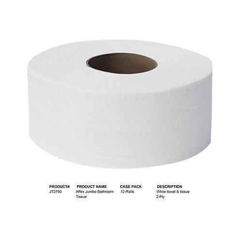 Affex Jumbo Bathroom Tissue