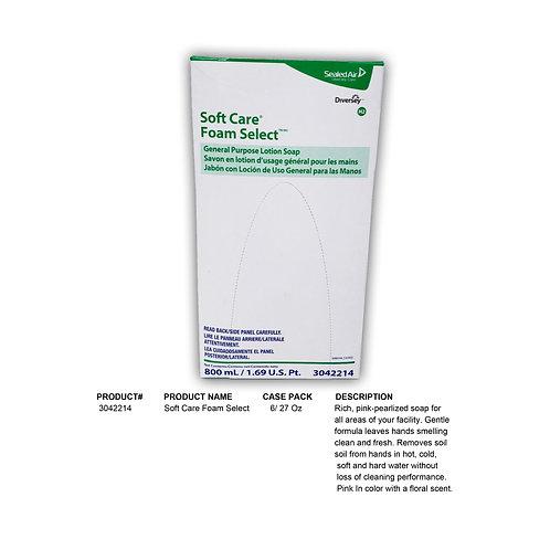 Soft Care Foam Select