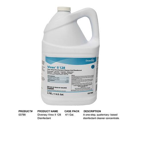 Diversey Virex II 128 Disinfectant