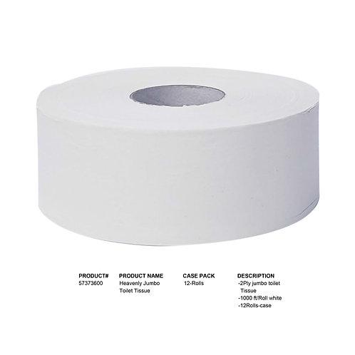 Heavenly Jumbo Toilet Tissue