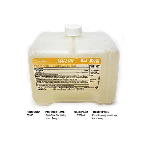 Soft Care Sanitizing Hand Soap