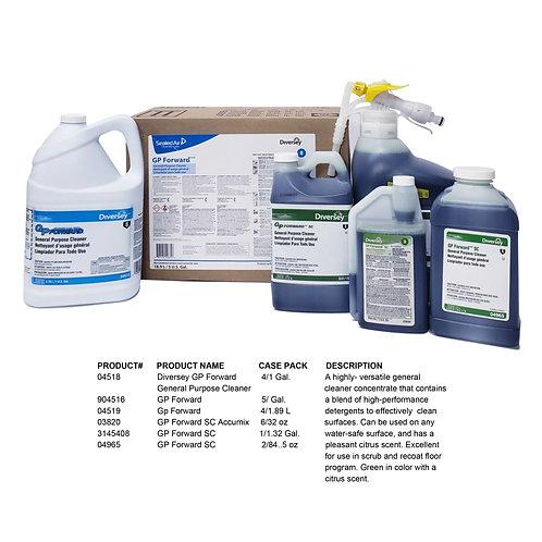 Diversey GP Forward General Purpose Cleaner (5 Gal.)