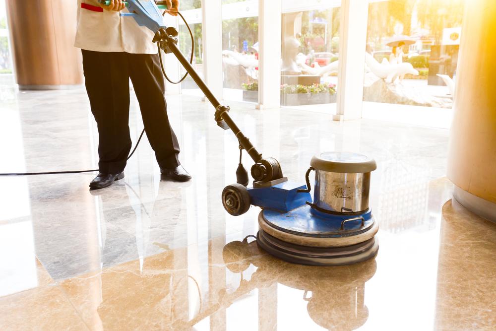 floor-polishing