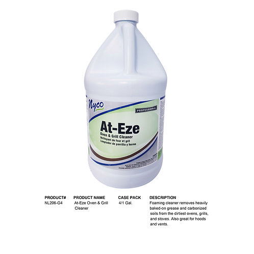 At-Eze Oven & Grill Cleaner