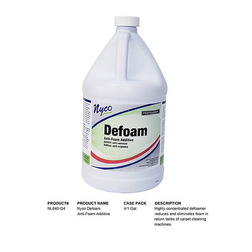 Nyco Defoam Anti-Foam Additive