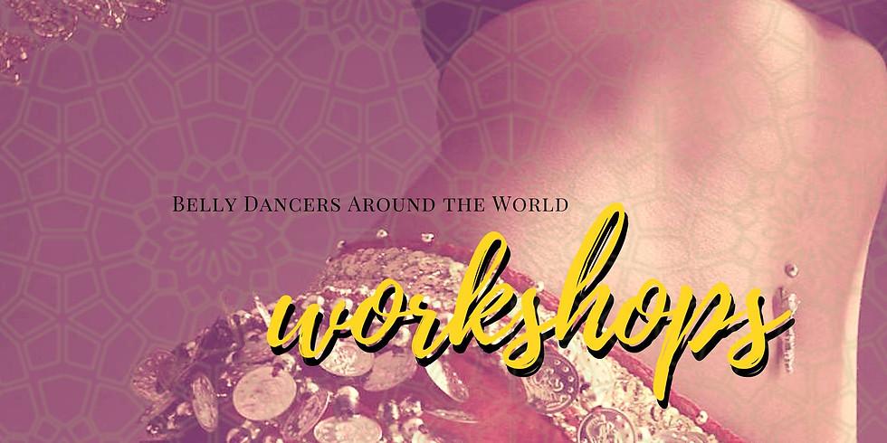 Belly Dancers Around the World: Workshops