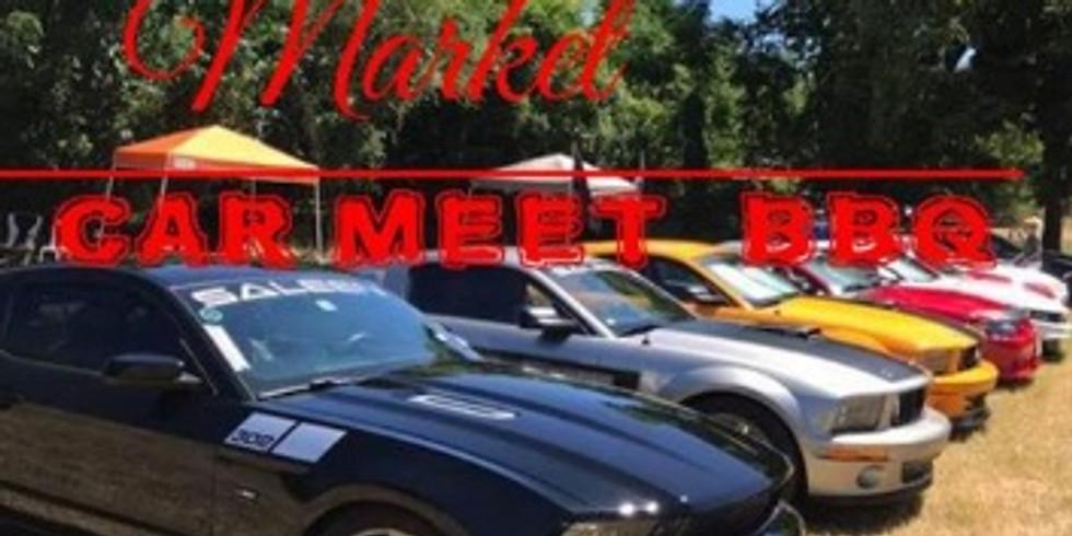 Open Market & Car Meet