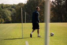 StevenageFC-training