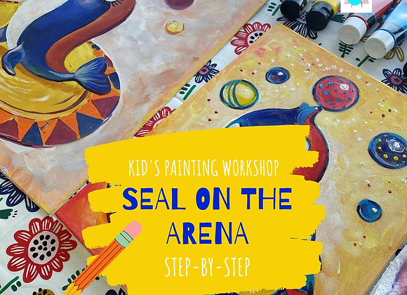 Seal on the arena - Kid's workshop