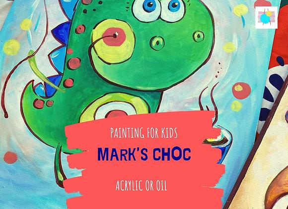 Mark's Hot Choc- Kid's workshop