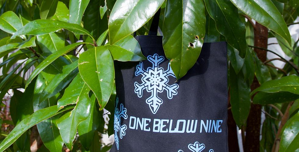 OBN Black Tote Bag