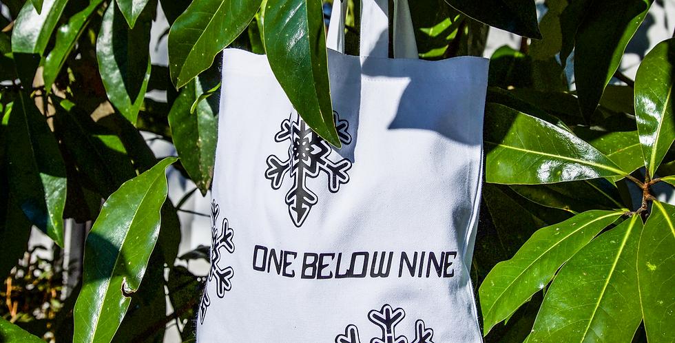 OBN White Tote Bag