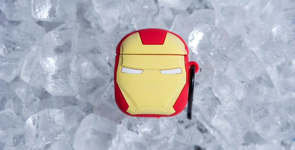 Iron Man AirPods Case