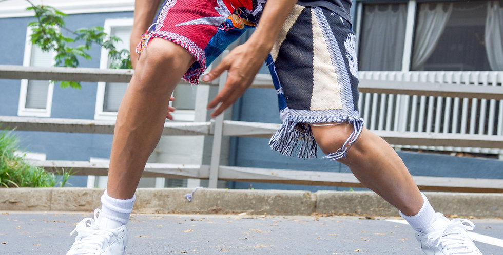 Vortex B Rug Shorts