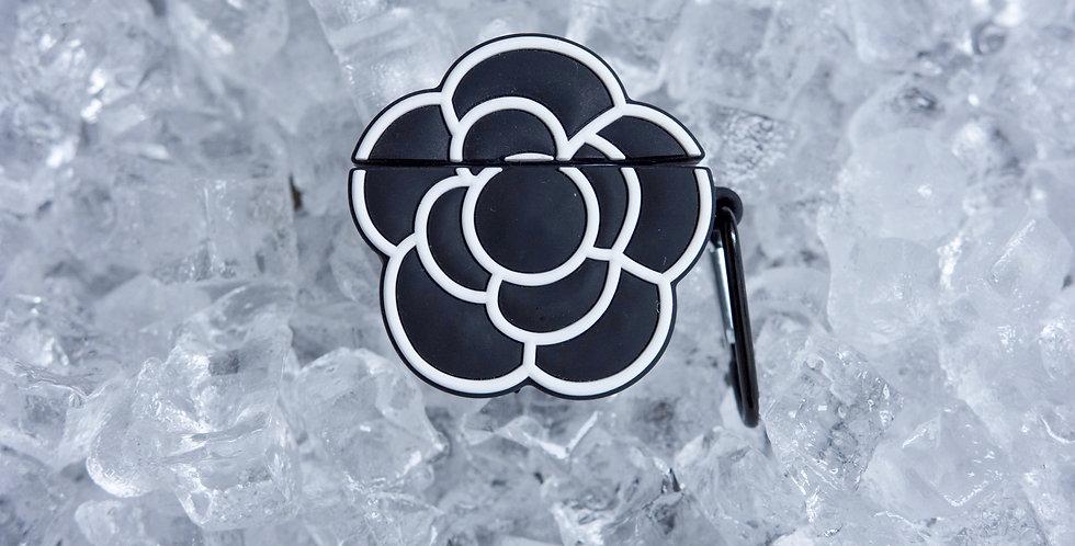 Dark Rose AirPods Case