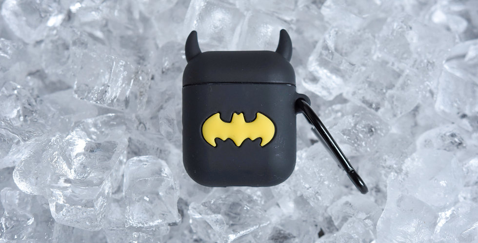 Batman Logo AirPods Case
