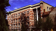 Plečnik's National and University Library