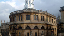 Christopher Wren's Sheldonian Theater