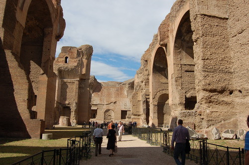 Baths of Caracalla and Diocletian
