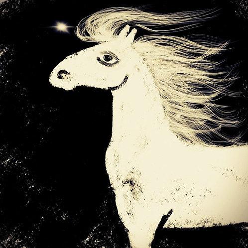 Horse Spirit Greeting Card
