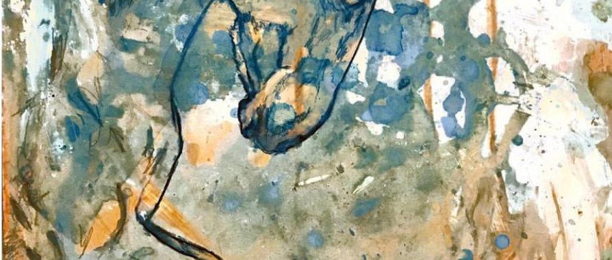 """Spring"" Canvas Print 60cm x 80cm"
