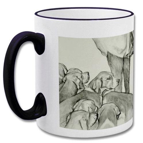 Hounds Mug