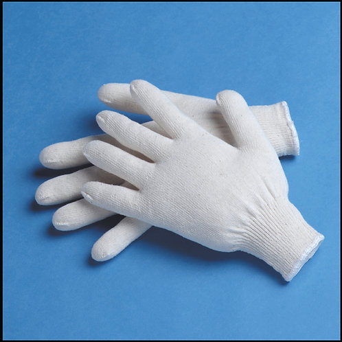Non Coated Liner Gloves 160pr (4cs or more price/cs)