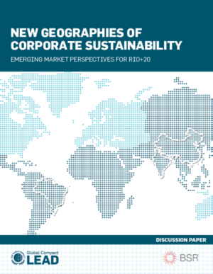 NEW+GEOGRAPHIES+OF+CORPORATE+SUSTAINABIL