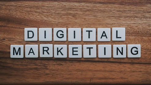 digital marketing services available in