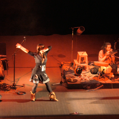 Iré - Live - Espace Jean Racine