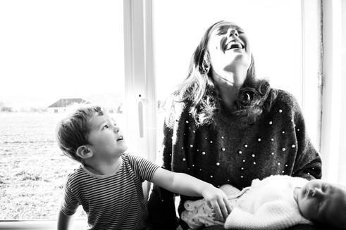 Rachel and babies laughing.jpg