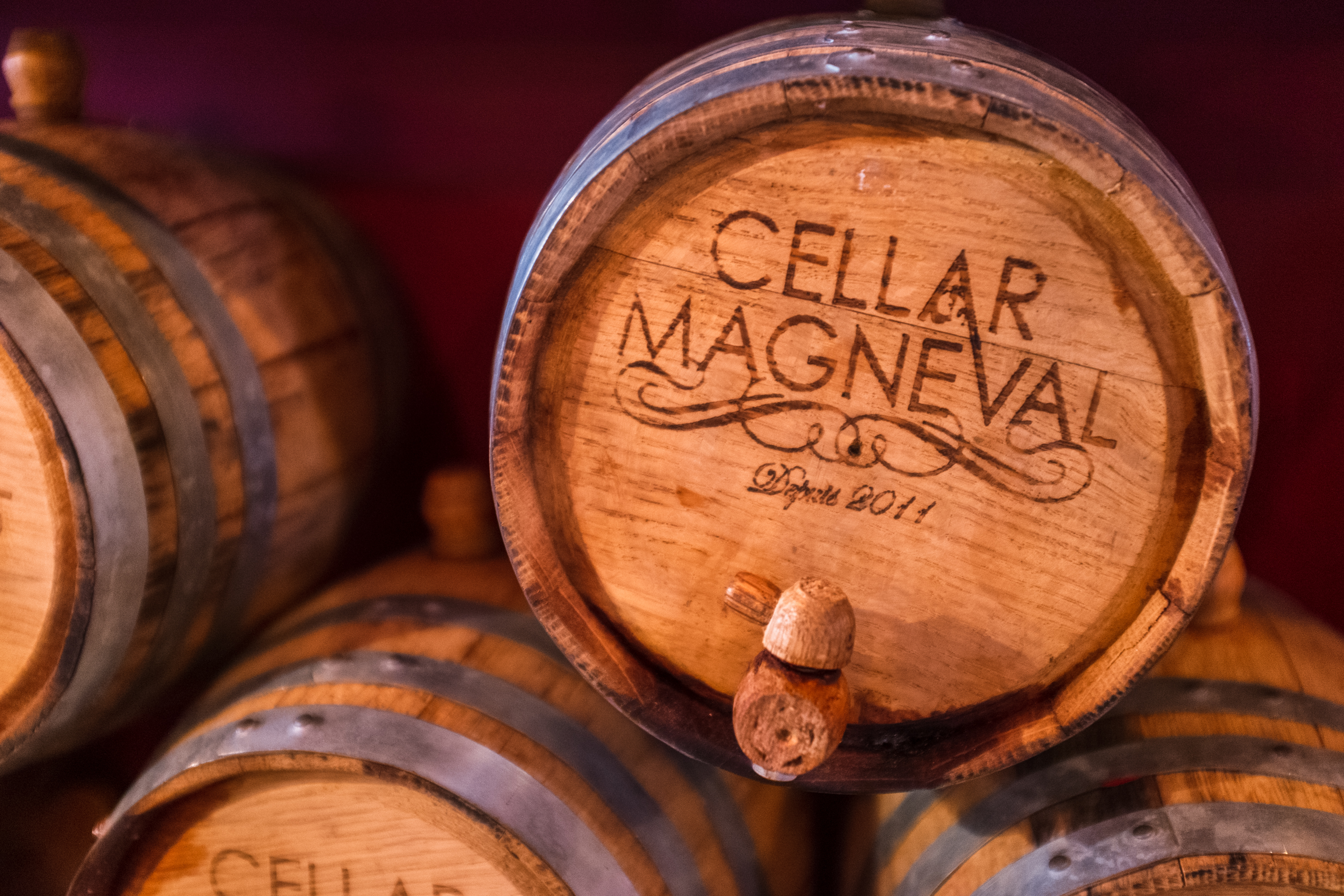 Cellar Magneval at Home