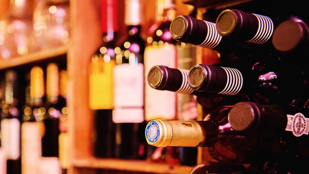 Wine bar woking