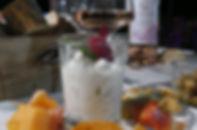 buffet hôtes